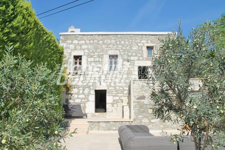 Authentic Stone Villa, Close to Bodrum Marina