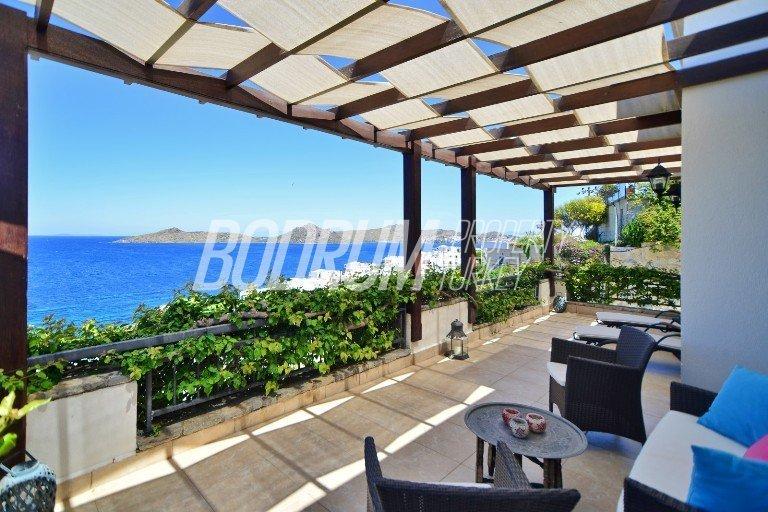 Superbly Presented Yalikavak Villa, Amazing Open Sea Views