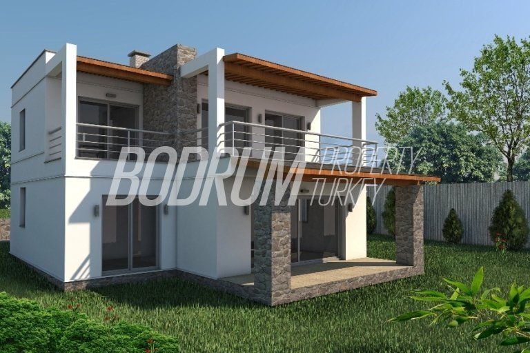 Detached Villa in the Heart of Yalikavak