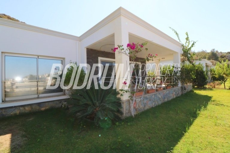 2 Bed Bungalow Bodrum Town Centre