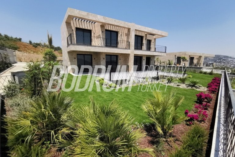 Bodrum Town Apartments with Panoramic Sea Views