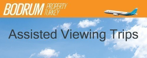Assisted Bodrum Property Turkey Viewing Trips